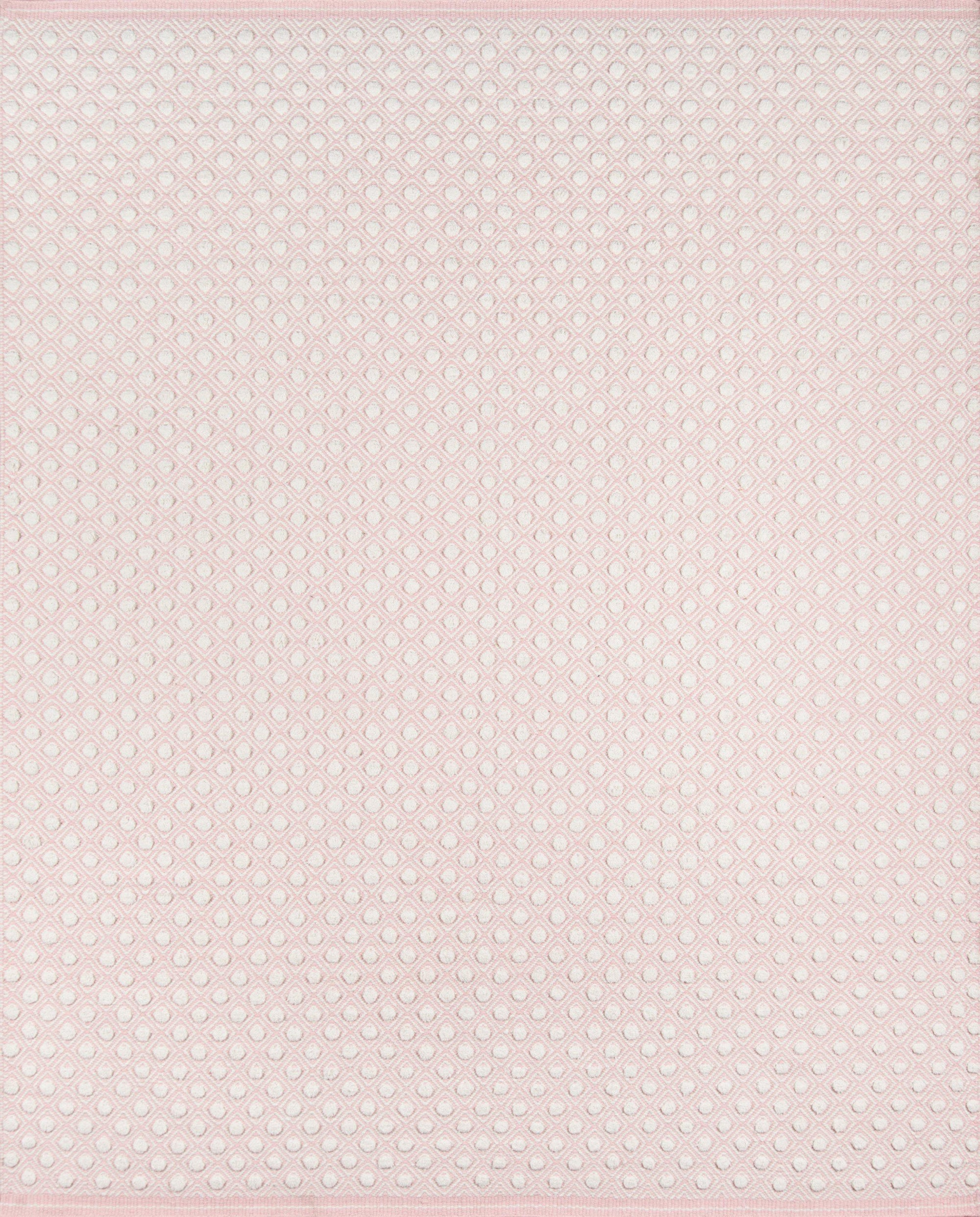 Erin Gates by Momeni Langdon LGD-2 Windsor Pink Area Rug-Area Rug-Momeni-2' X 3'-The Rug Truck