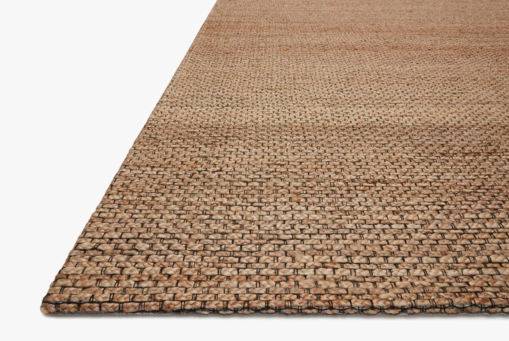 "Loloi LILY LIL-01 Natural Area Rug (7'-9"" x 9'-9"")"