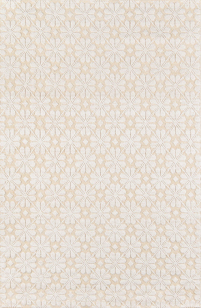 Madcap Cottage by Momeni Lisbon Seville Yellow Area Rug-Area Rug-Momeni-2' X 3'-The Rug Truck