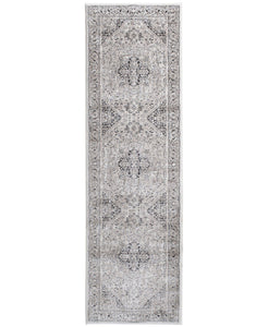 Largo - Heriz - Stone-Area Rug-KM Home-2'3