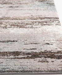 Leisure - Cove - Mineral-Area Rug-KM Home-The Rug Truck