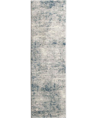 "Leisure - Port - Mist-Area Rug-KM Home-2'3""x7'7""-The Rug Truck"