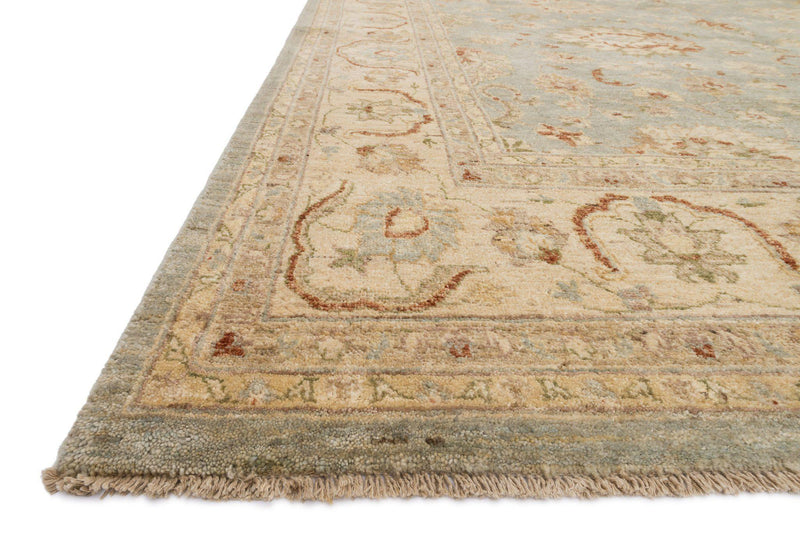 "Majestic MM-06 Slate / Beige Area Rug-Area Rug-Loloi-2'-0"" x 3'-0""-The Rug Truck"