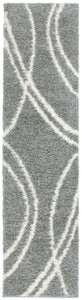 Florida 2727 Gray Area Rug-Area Rug-World Rug Gallery-2' x 7'2