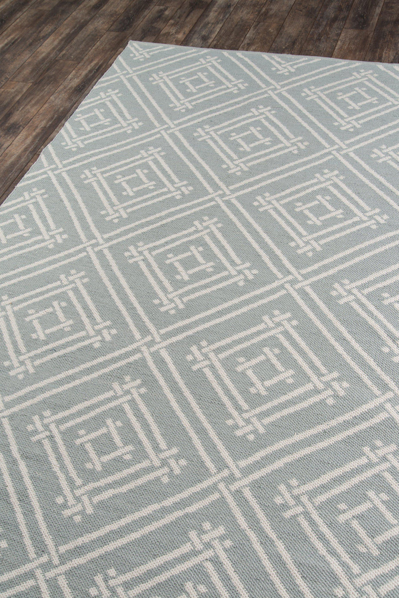 Madcap Cottage by Momeni Palm Beach Everglades Club Grey Indoor/Outdoor Area Rug-Area Rug-Momeni-2' X 3'-The Rug Truck