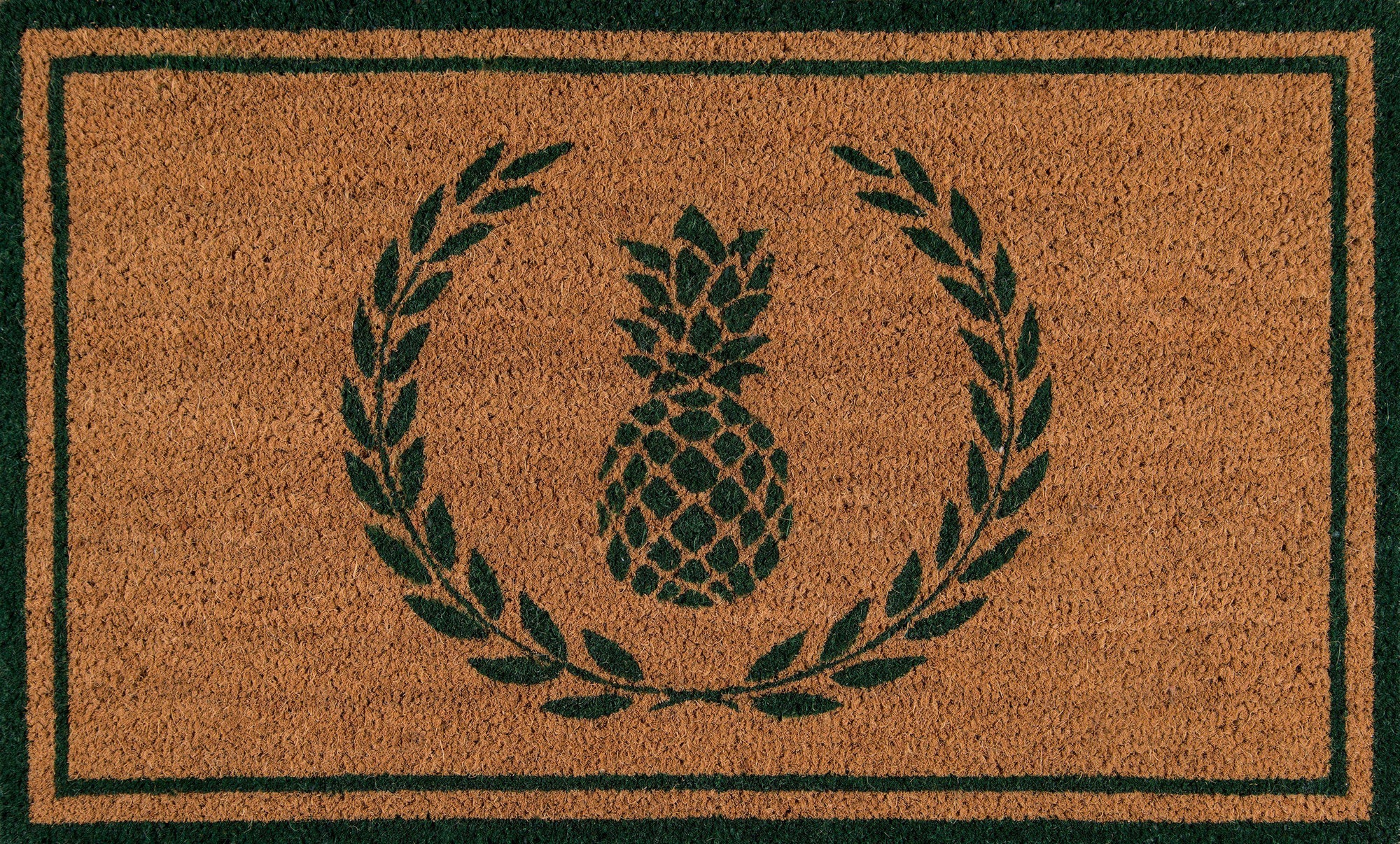 "Erin Gates by Momeni Park PAR-1 Pineapple Green Area Rug-Area Rug-Momeni-1'6"" X 2'6""-The Rug Truck"