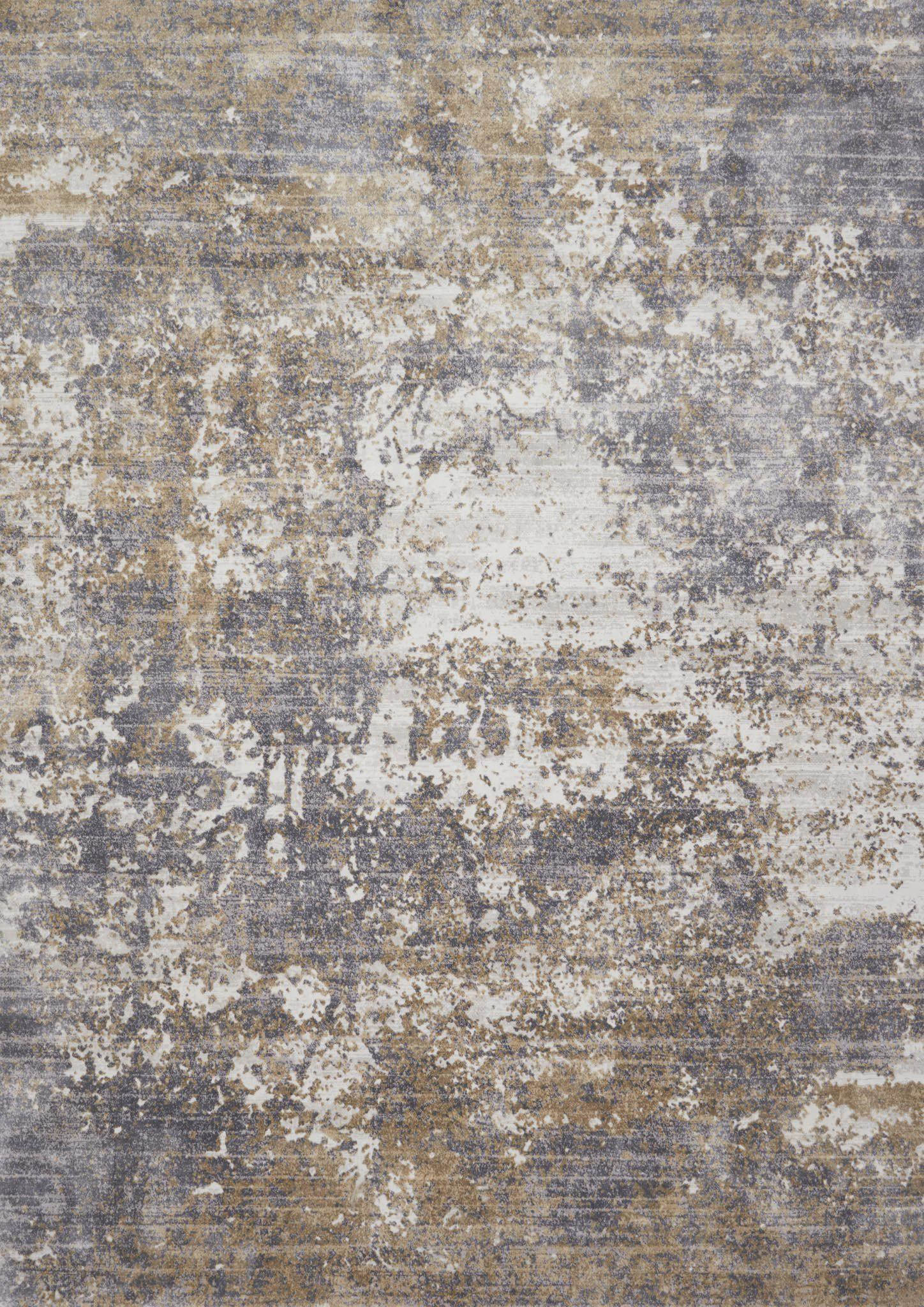 "Patina PJ-02 Granite / Stone Area Rug-Area Rug-Loloi-2'-7"" X 4'-The Rug Truck"