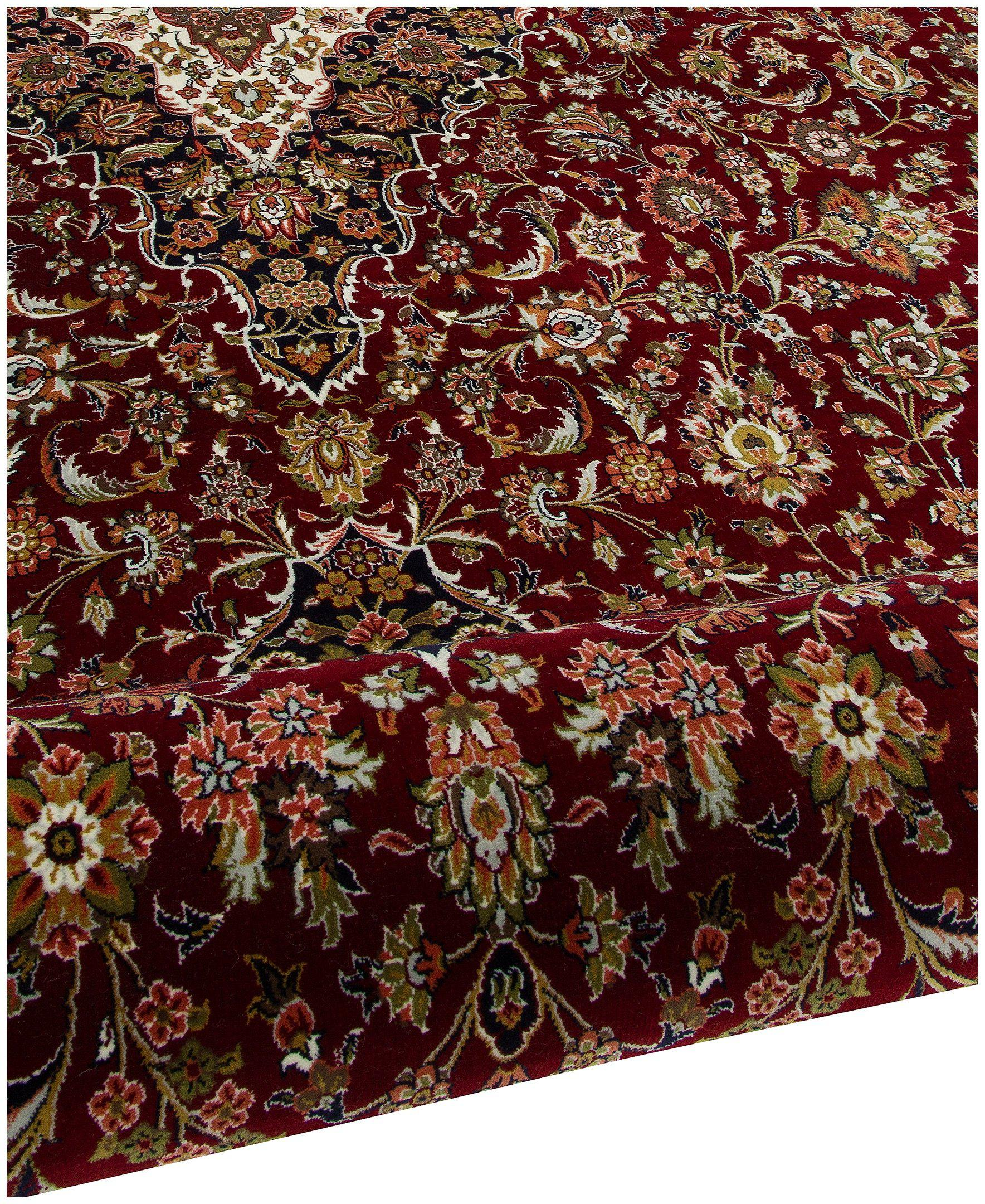 Persian Treasures - Kashan - Red-Area Rugs-Kenneth Mink Home-2' x 3 '-The Rug Truck
