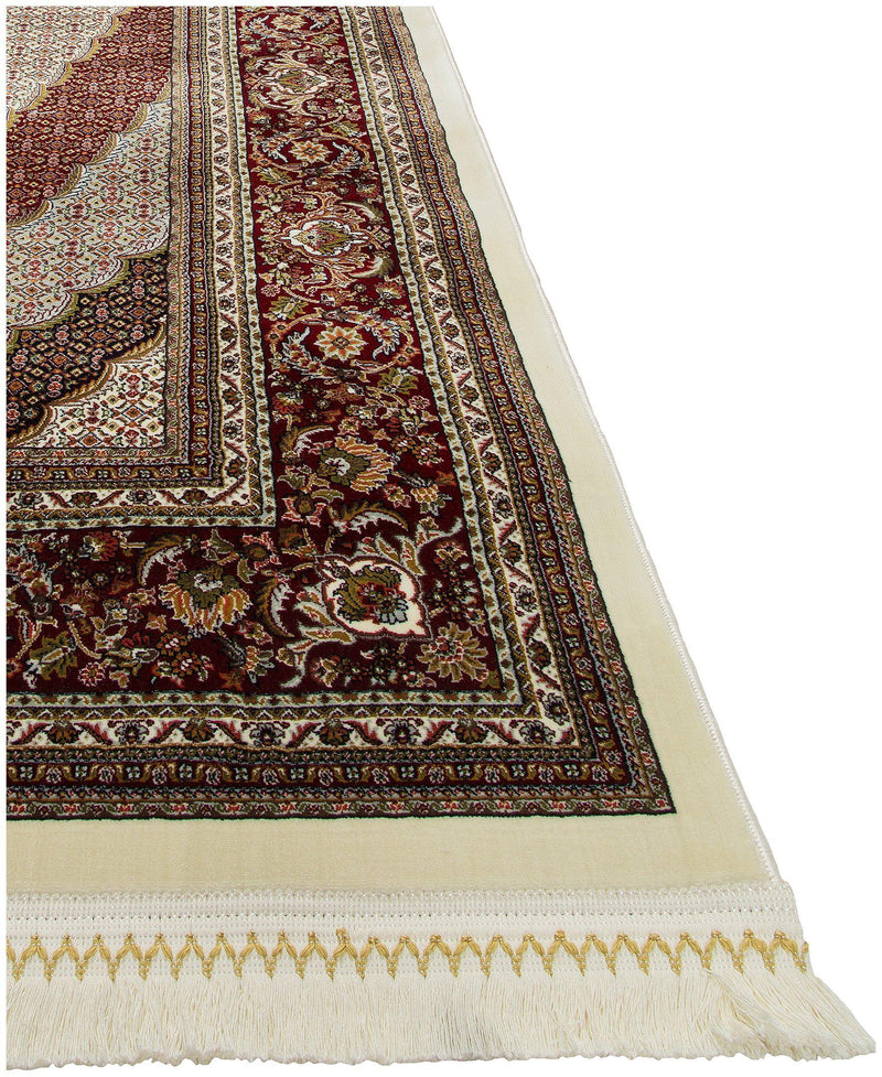 Persian Treasures - Mahi - Cream-Area Rugs-Kenneth Mink Home-2' x 3 '-The Rug Truck