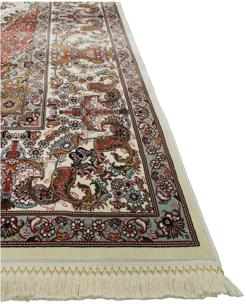 Persian Treasures - Shah - Cream-Area Rugs-Kenneth Mink Home-2' x 3 '-The Rug Truck