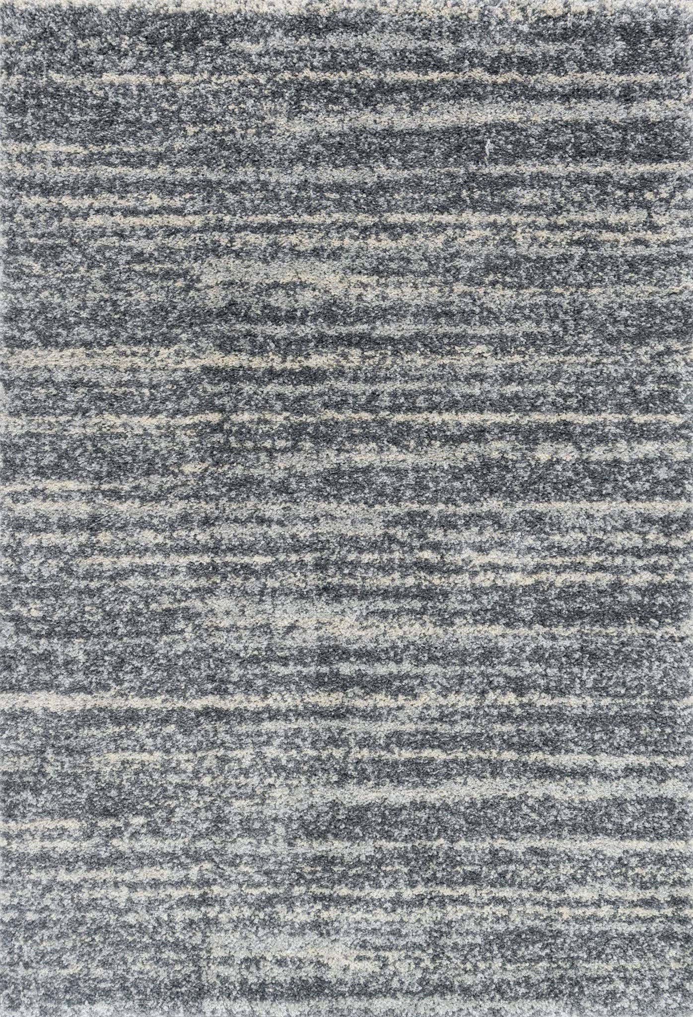 "Quincy QC-05 Granite Area Rug-Area Rug-Loloi-2'-3"" x 4'-0""-The Rug Truck"