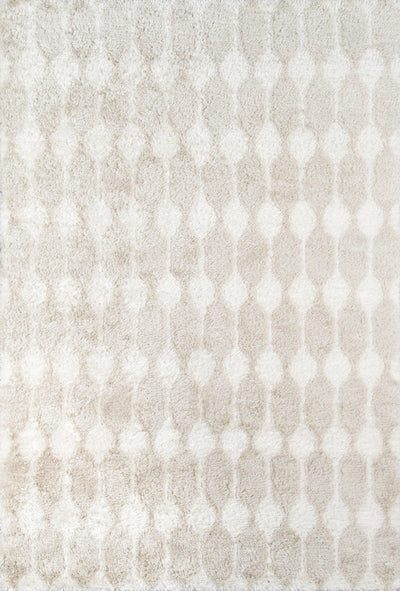 Novogratz by Momeni Retro RET-4 Stockings Taupe Area Rug-Area Rug-Momeni-2' X 3'-The Rug Truck