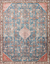 LAYLA LAY-10 Marine / Clay Area Rug