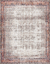 LAYLA LAY-12 Ivory / Brick Area Rug