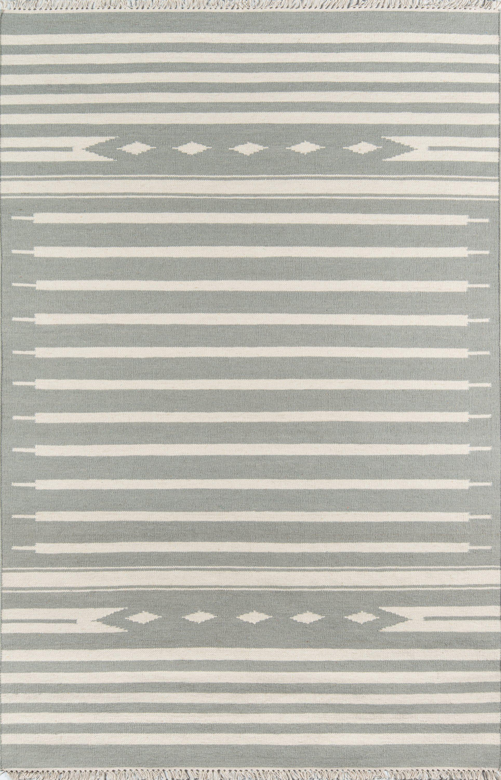 Erin Gates by Momeni Thompson THO-1 Billings Grey Area Rug-Area Rug-Momeni-2' X 3'-The Rug Truck