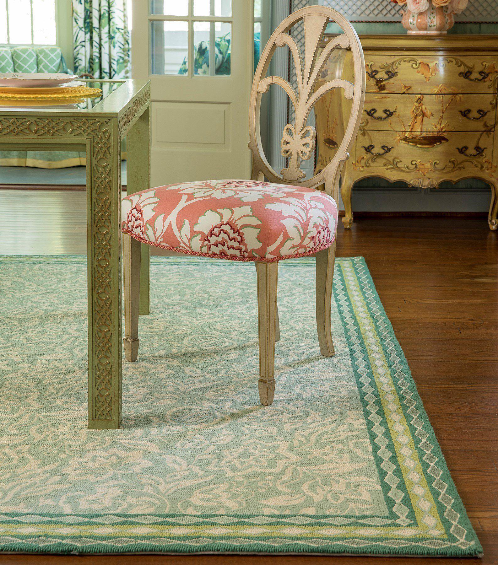 Madcap Cottage By Momeni Under A Loggia Rokeby Road Green Indoor Outdo The Rug Truck
