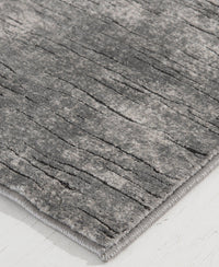 Waterside - Dune - Grey-Area Rug-KM Home-The Rug Truck