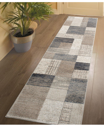 Waterside - Pier - Multi-Area Rug-KM Home-The Rug Truck