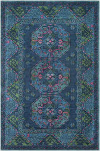 "Adele Bright Pink 8'11"" x 12' Rug"