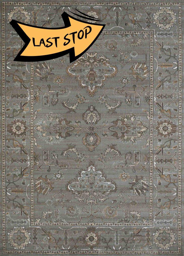 Allora 3562 Grey Area Rug 33 X 411