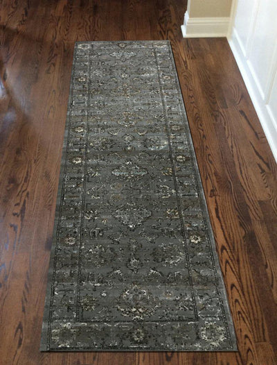 Allora 3562 Grey Area Rug