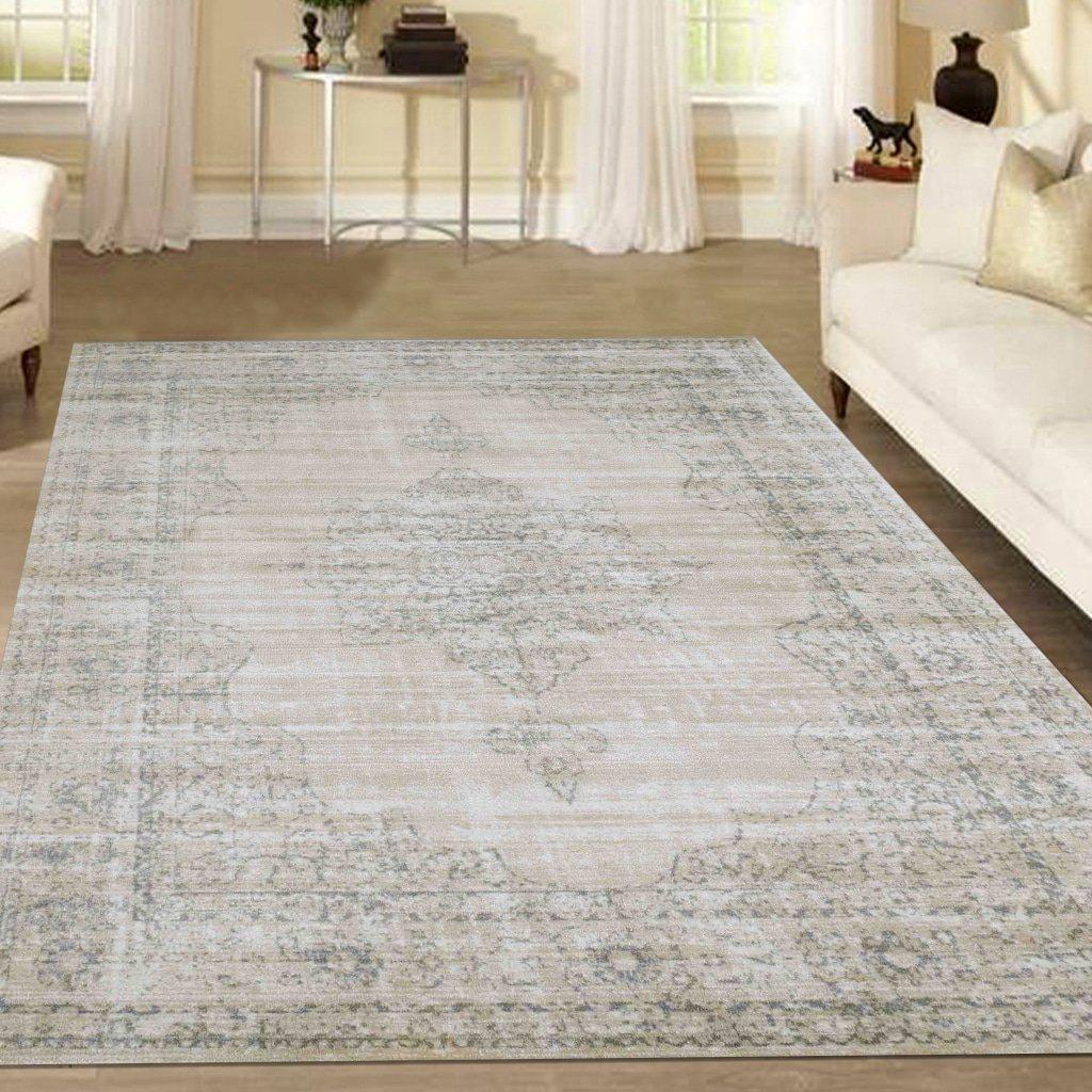 Allora 3563 Bone Area Rug 33 X 411