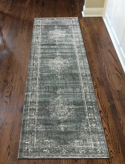 Allora 3563 Green Area Rug