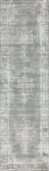 Allora 3563 Grey Area Rug 22 X 77