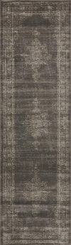 Allora 3563 Light Brown Area Rug 22 X 77