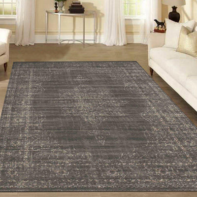 Allora 3563 Light Brown Area Rug