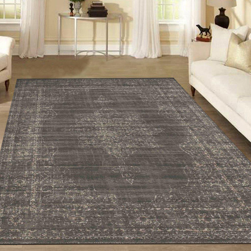 Allora 3563 Light Brown Area Rug 33 X 411