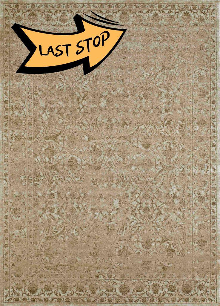 Allora 3564 Bone Area Rug 33 X 411