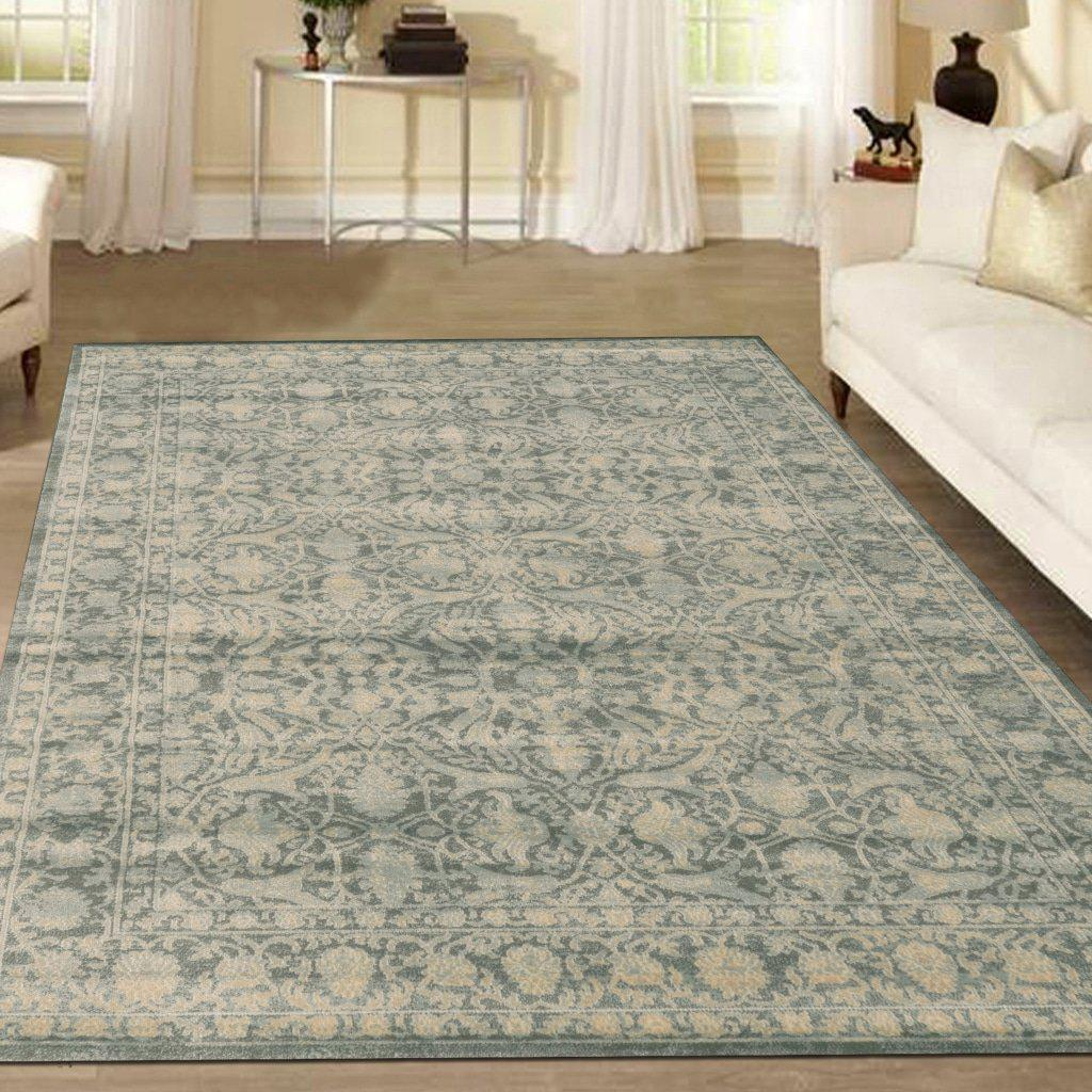 Allora 3564 Green Area Rug 33 X 411
