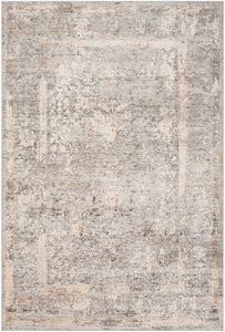 "Alder Light Gray 9'2"" x 12'4"" Rug"