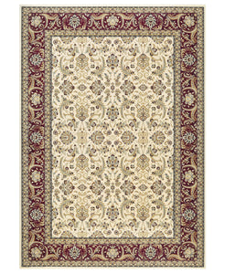 "Antiquity Persian Ivory/Red-Area Rugs-The Rug Truck-2' x 3'7""-The Rug Truck"