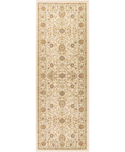 Brighton Kashan Ivory-Area Rugs-The Rug Truck-2'7