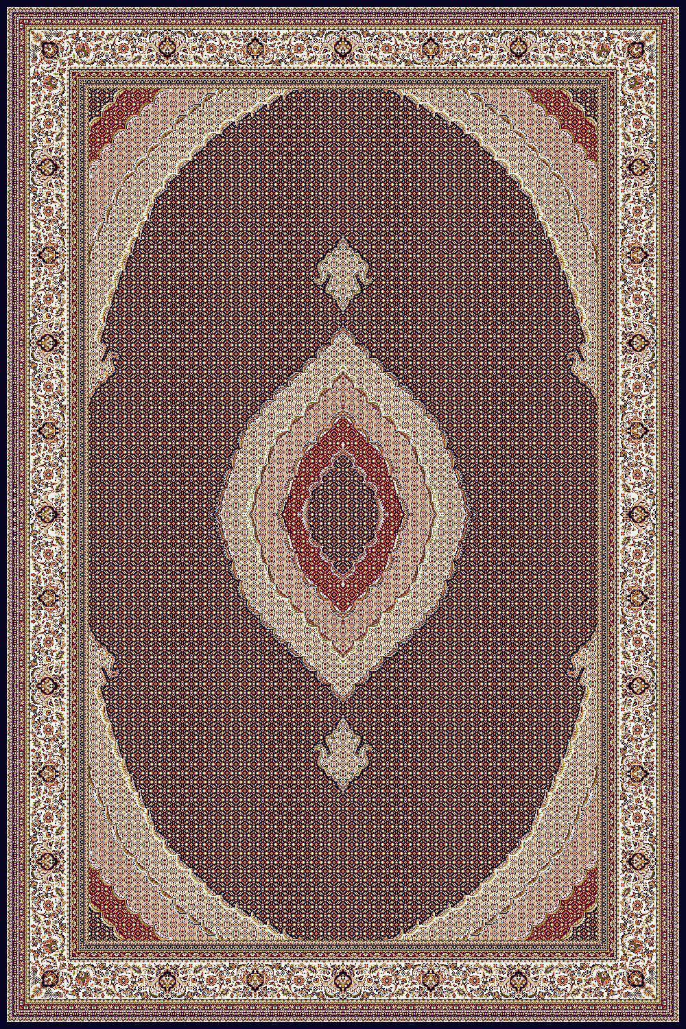 Persian Treasures - Mahi - Navy-Area Rugs-Kenneth Mink Home-2' x 3 '-The Rug Truck