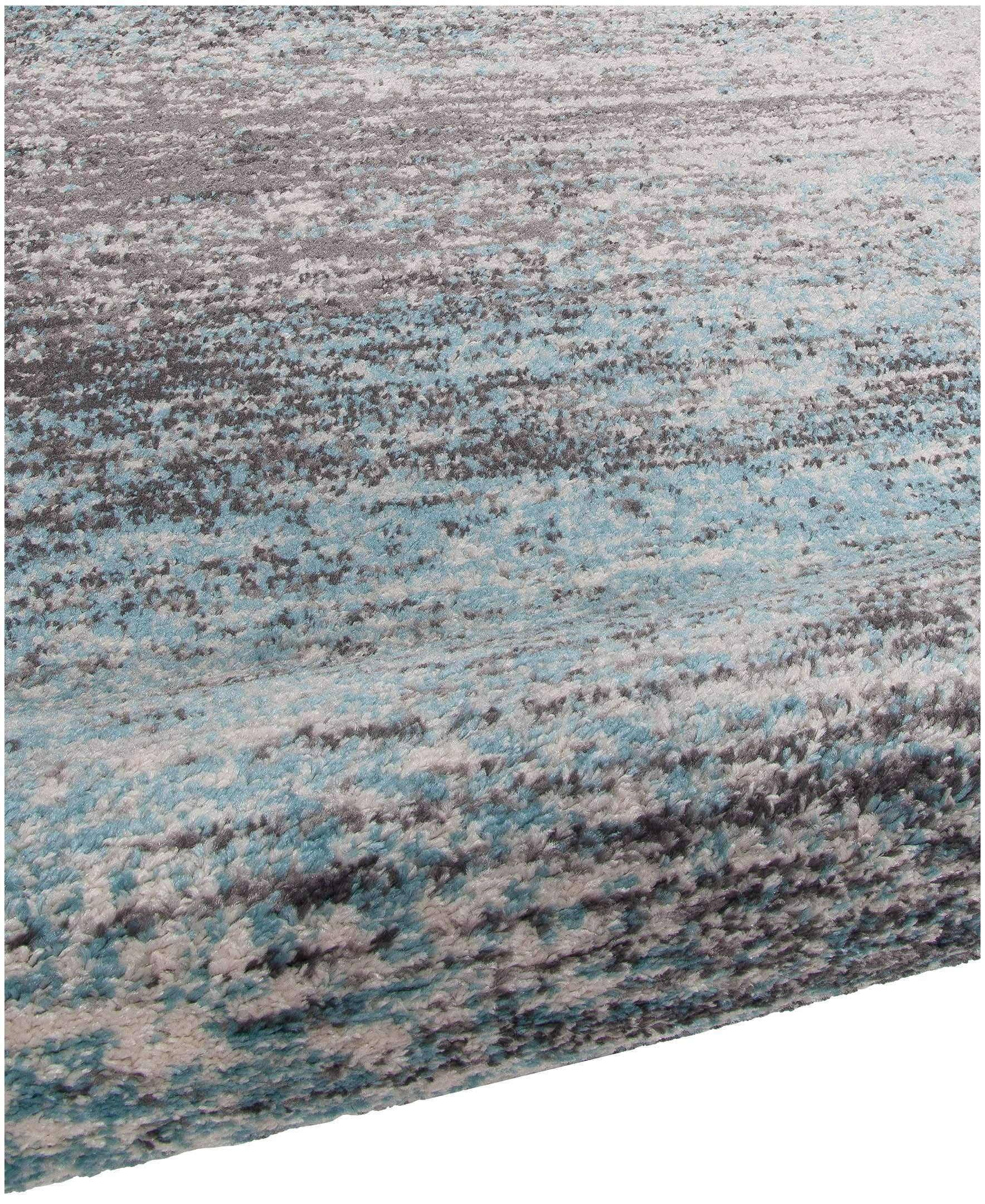Steelo Coast Aqua-Area Rugs-Kenneth Mink Home-5' x 8'-The Rug Truck