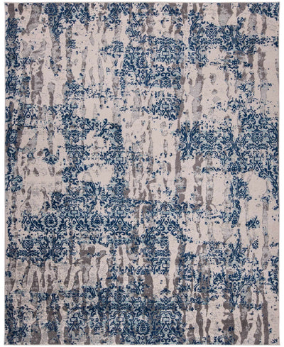 Steelo Cosmic Blue-Area Rugs-Kenneth Mink Home-5' x 8'-The Rug Truck