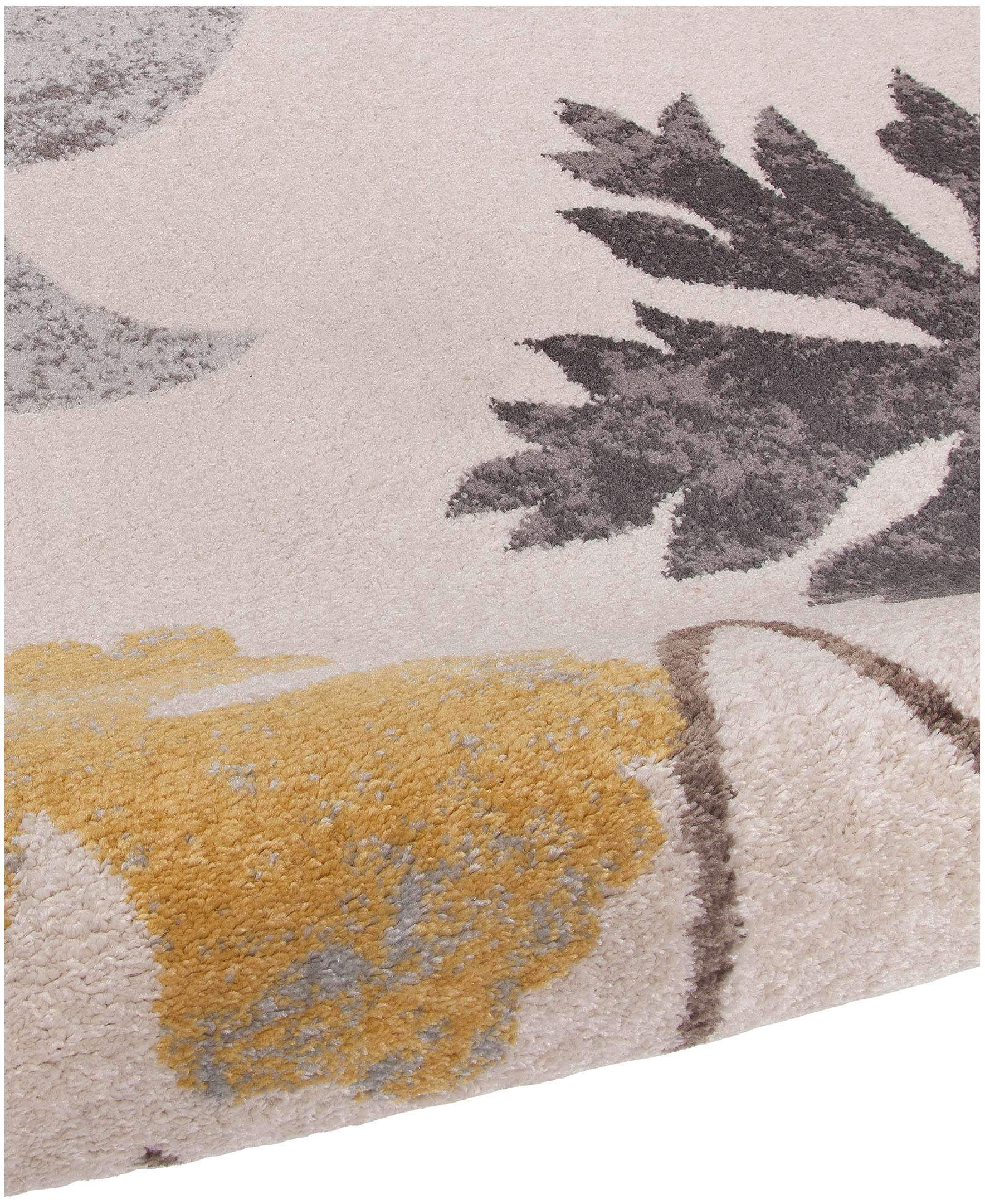 Steelo Garden Yellow-Area Rugs-Kenneth Mink Home-5' x 8'-The Rug Truck