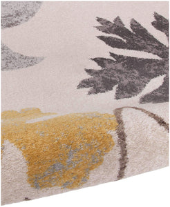 Steelo Garden Yellow-Area Rugs-Kenneth Mink Home-The Rug Truck