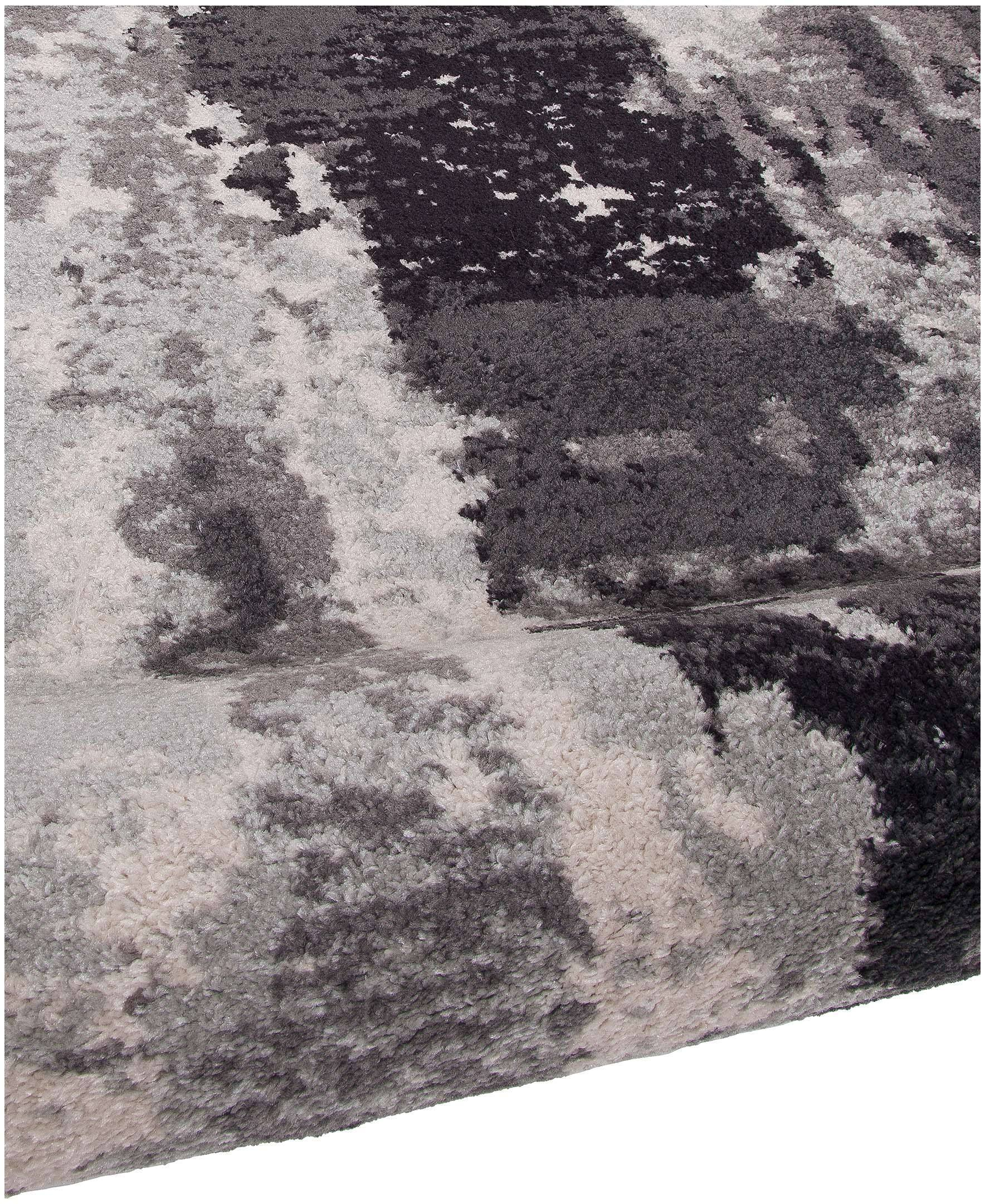 Steelo Metro Grey-Area Rugs-Kenneth Mink Home-5' x 8'-The Rug Truck