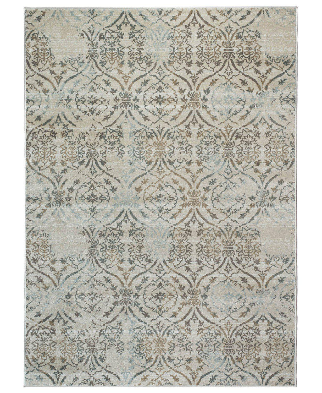 Teramo Mystic Beige-Area Rugs-KM Home-The Rug Truck