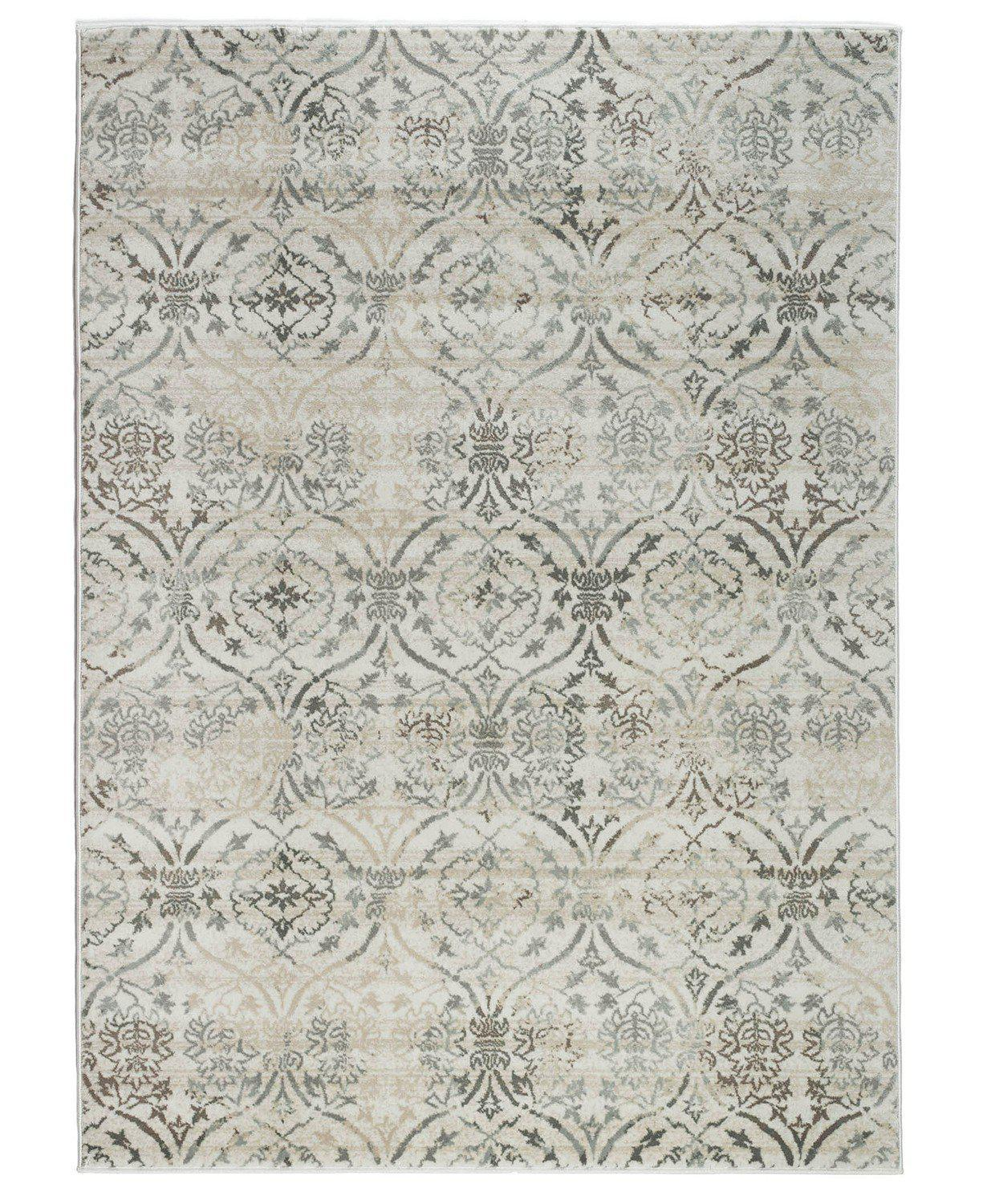 Teramo Mystic White-Area Rugs-KM Home-The Rug Truck