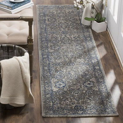 Safavieh Artisan 316 Dark Grey / Blue-Area Rug-Safavieh-The Rug Truck