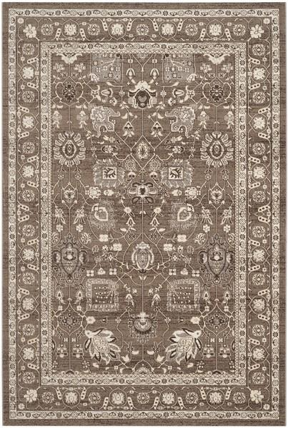 Safavieh Artisan 326 Brown / Brown-Area Rug-Safavieh-The Rug Truck