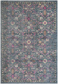 Safavieh Artisan 503 Navy / Anthracite-Area Rug-Safavieh-The Rug Truck