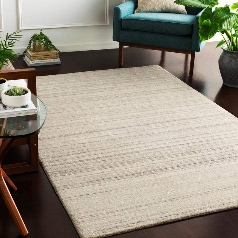 Aria Light Gray 8' x 10' Rug