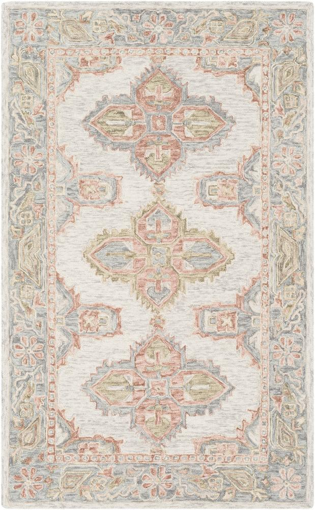 Bahia Light Gray 8' x 10' Rug