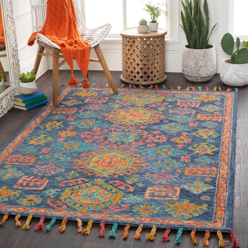 Bahia Denim 8' x 10' Rug
